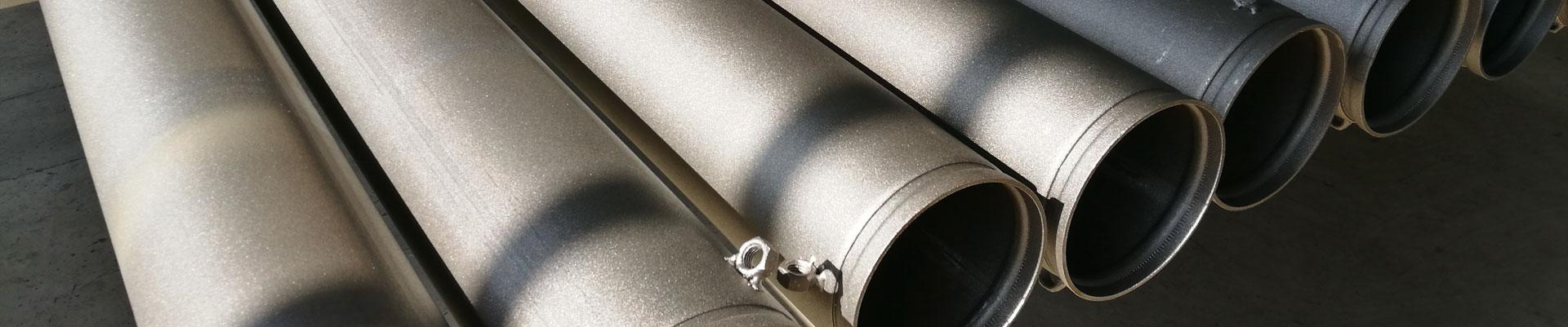热浸塑钢管厂