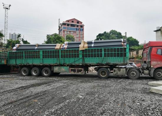 湖南娄底市城区道路改造PPP项目